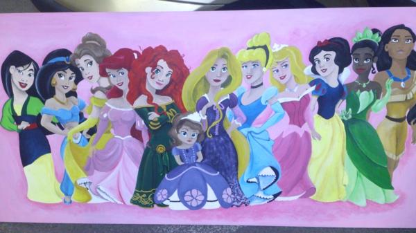 Disney Characters por C4thy